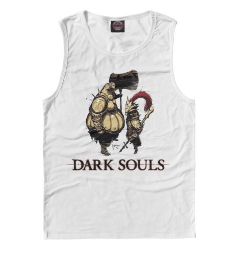 Майка Print Bar Dark Souls riggs r library of souls