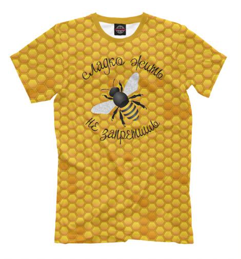 Купить Мужская футболка Сладко жить не запретишь NAS-155277-fut-2
