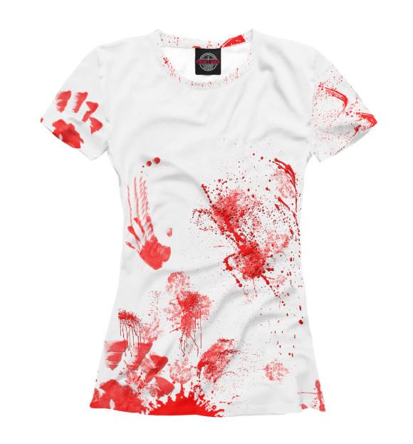Купить Женская футболка Футболка мясника PSY-505126-fut-1