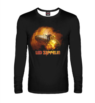 Мужской лонгслив Led Zeppelin