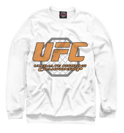 где купить Свитшот Print Bar UFC по лучшей цене