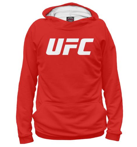 Худи Print Bar UFC Logo майка борцовка print bar ufc logo