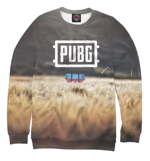 Купить Свитшот для девочек PUBG PBG-812881-swi-1