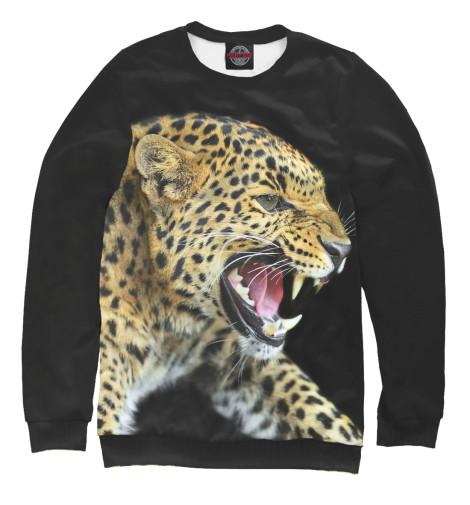 Купить Женский свитшот Леопард HIS-689513-swi-1