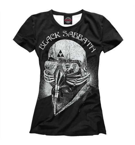 Купить Женская футболка Black Sabbath BSB-199495-fut-1