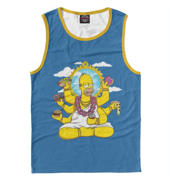 Купить Мужская майка Homer SIM-295393-may-2