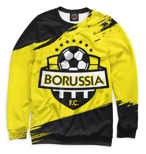 Купить Мужской свитшот Borussia BRS-139228-swi-2