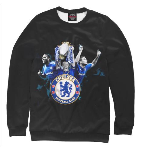 Свитшот Print Bar FC Chelsea свитшот print bar wing chun