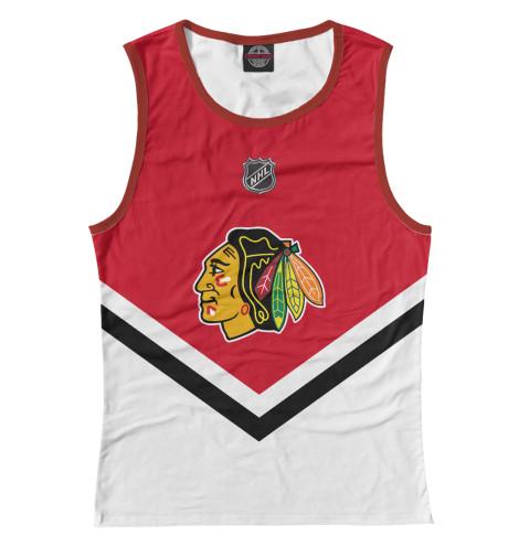 Майка Print Bar Chicago Blackhawks майка борцовка print bar chicago blackhawks