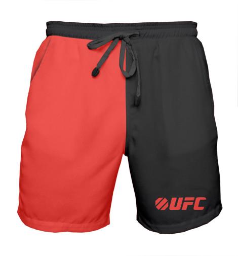 Шорты Print Bar UFC шорты print bar попугаи