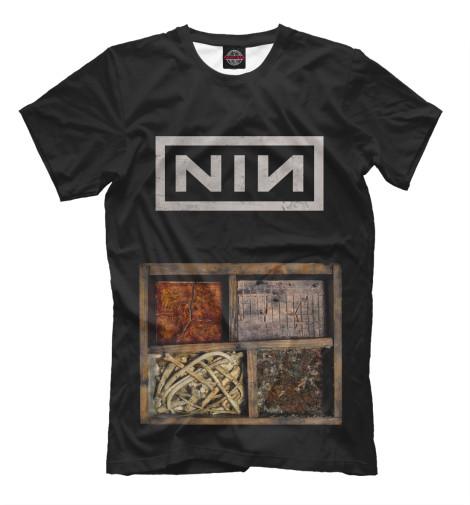 Футболка Print Bar Nine Inch Nails nine inch nails nine inch nails hesitation marks 2 lp page 3