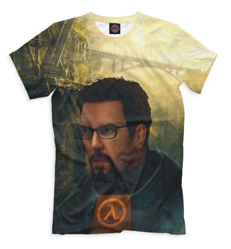Мужская футболка Гордон Фримен