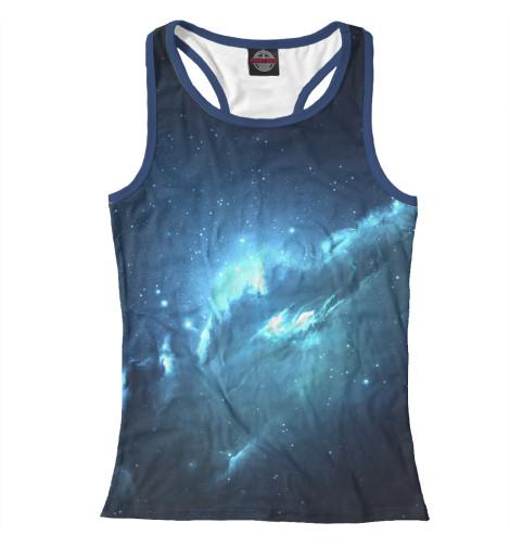 Майка борцовка Print Bar Atlantis Nebula футболка print bar atlantis nebula
