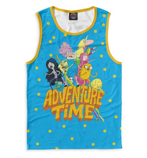 Купить Мужская майка Adventure Time ADV-940143-may-2