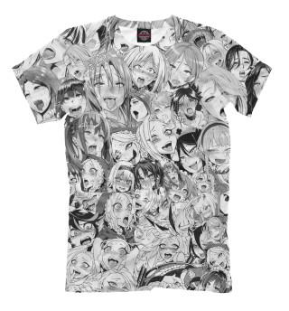 Футболки с аниме - купить футболки с аниме принтами и анимешными ... 8d954478bc4e2