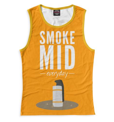 Женская майка Smoke Mid Everyday
