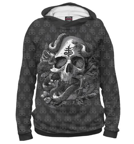 Худи Print Bar Satan Skull худи print bar skull