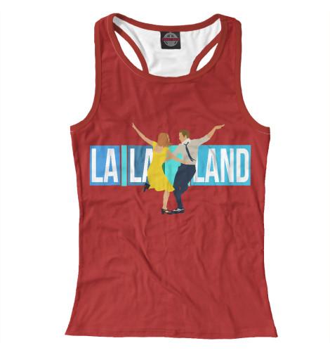 Майка борцовка Print Bar La La Land la la land in concert stockholm