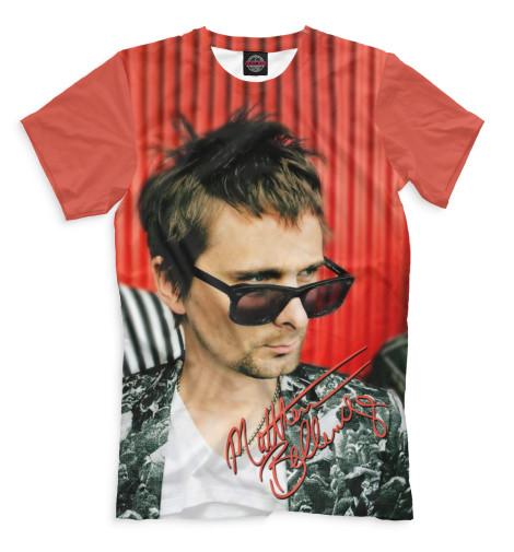 Мужская футболка Muse