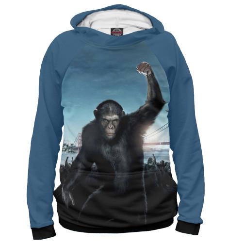 Худи Print Bar Восстание планеты обезьян поло print bar война планеты обезьян