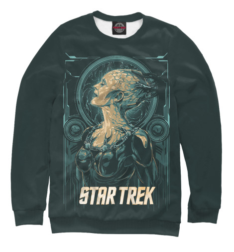 Свитшот Print Bar Star Trek худи print bar star trek