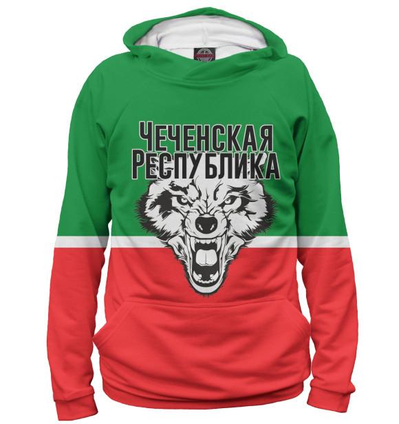 Купить Женское худи Чечня CHN-148339-hud-1