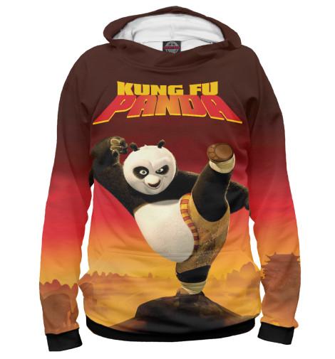 Худи Print Bar Kung Fu Panda сумка printio kung fu panda
