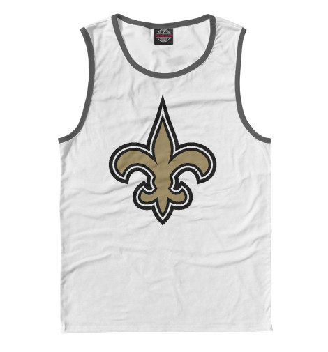 Майка Print Bar New Orleans Saints худи print bar new orleans saints