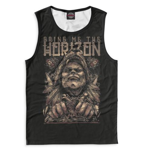 Майка Print Bar Bring Me The Horizon футболка для беременных printio bring me the horizon