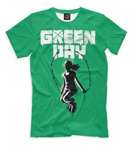 Футболка Print Bar Green Day футболка print bar green day