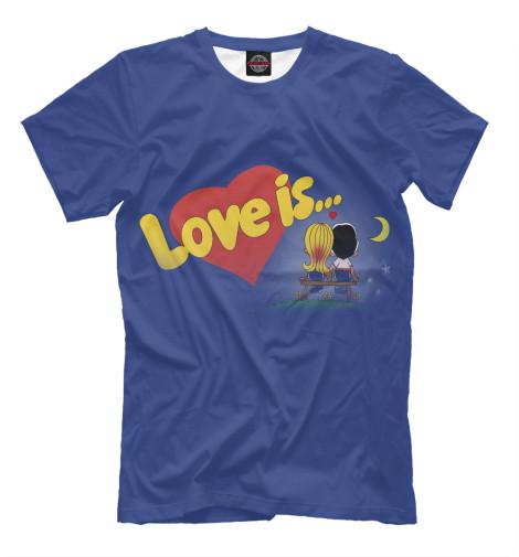 Футболка Print Bar Love is футболка print bar love revolution