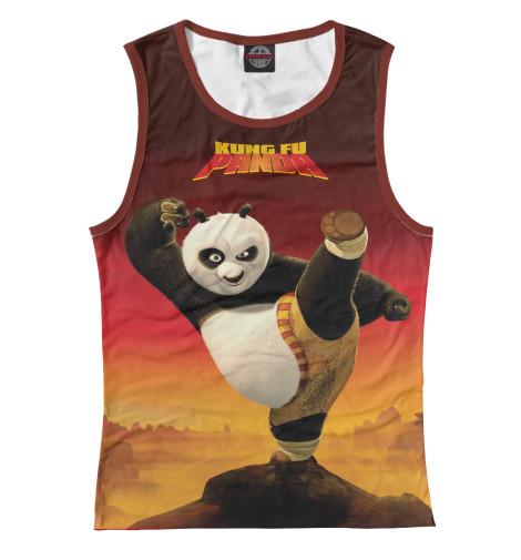 Майка Print Bar Kung Fu Panda футболка print bar kung fu panda