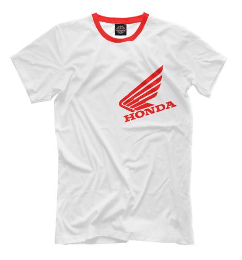 Футболка Print Bar Honda Logo майка борцовка print bar honda logo
