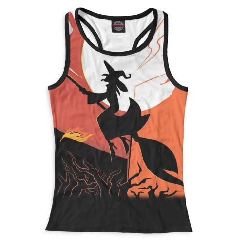 Купить Женская майка-борцовка Halloween HAL-665243-mayb-1