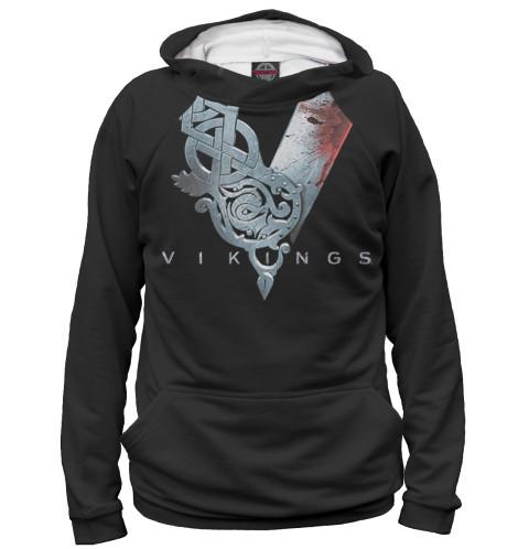 Купить Женское худи Викинги VIK-902339-hud-1
