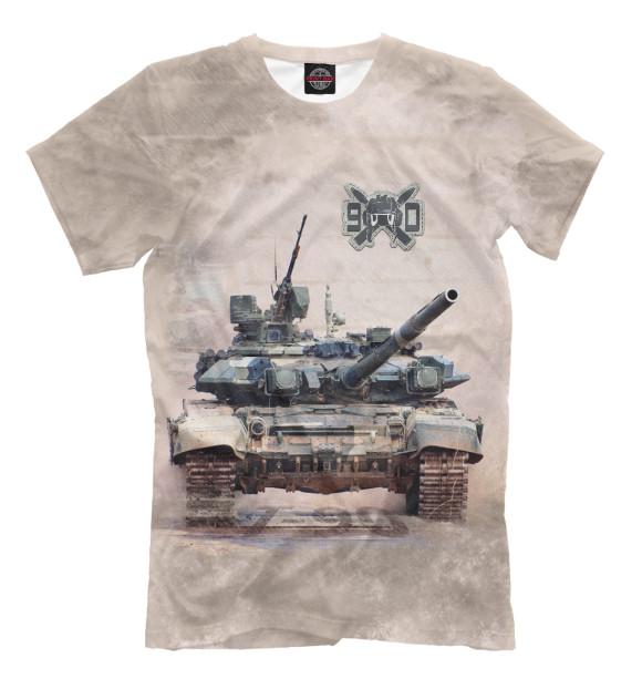Купить Мужская футболка Т-90 TNK-861721-fut-2