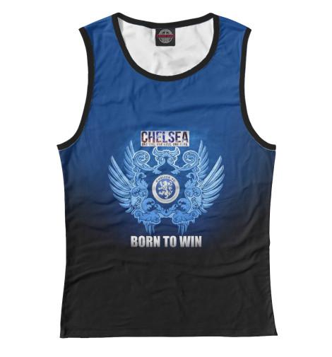 Майка Print Bar Chelsea - Born to win майка борцовка print bar chelsea born to win
