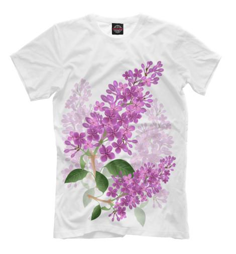 Футболка Print Bar Lilac lilac
