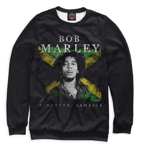 Мужской свитшот Bob Marley