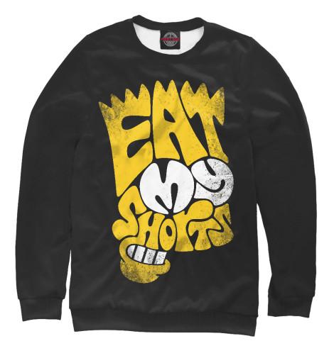 Свитшот Print Bar Eat My Shorts