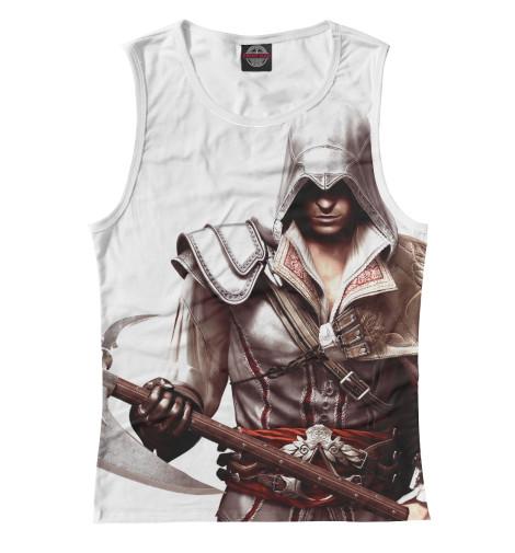 Фото Майка Print Bar Assasin's Creed Ezio Collection 7 assassin s creed ii plastic action figure ezio