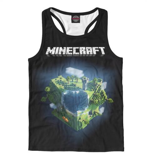 Купить Мужская майка-борцовка Minecraft MCR-475769-mayb-2