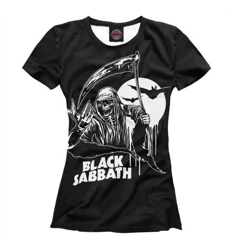 Купить Женская футболка Black Sabbath BSB-313496-fut-1