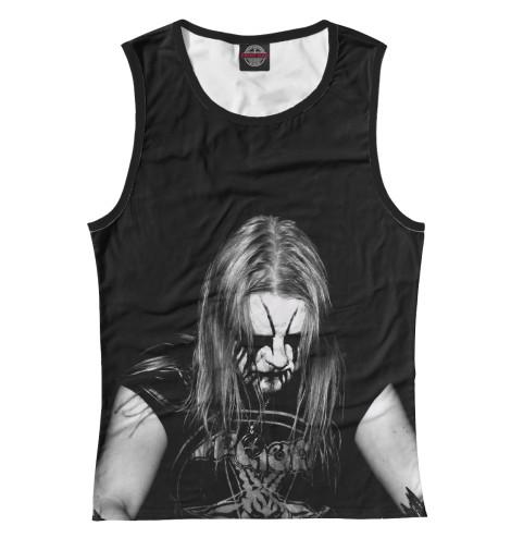 Купить Майка для девочки Black Metal Ist Krieg MZK-322984-may-1