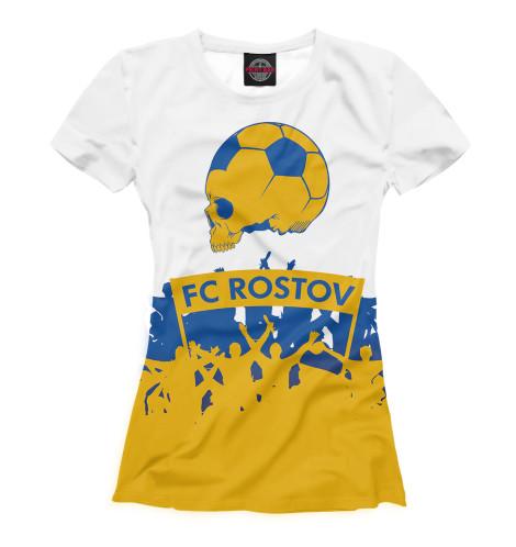 Футболка Print Bar ФК Ростов