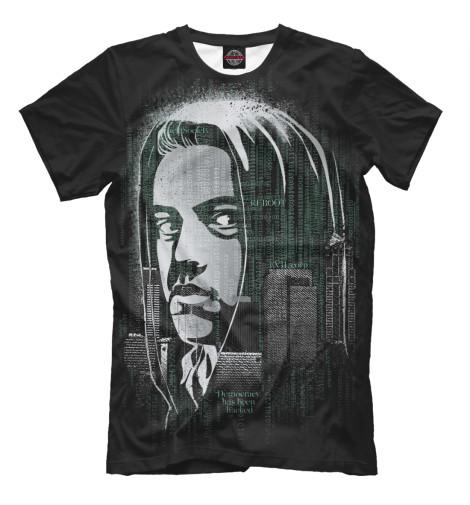 Купить Мужская футболка Mr. Robot MRR-502444-fut-2