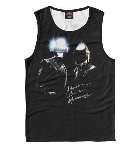Купить Мужская майка Daft Punk DFP-554736-may-2