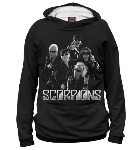 Худи Print Bar Scorpions scorpions blackout cd dvd