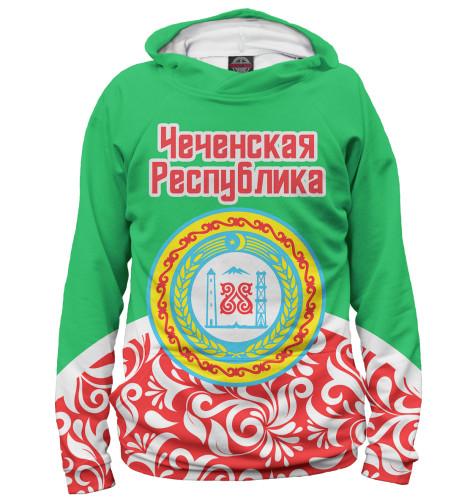 Купить Женское худи Чечня CHN-789214-hud-1