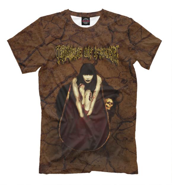 Купить Мужская футболка Cradle Of Filth MZK-427761-fut-2